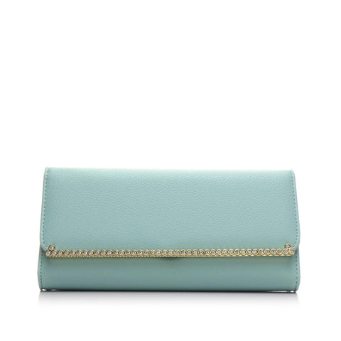 Promo Fashion Wallet - PW0218 Light Blue