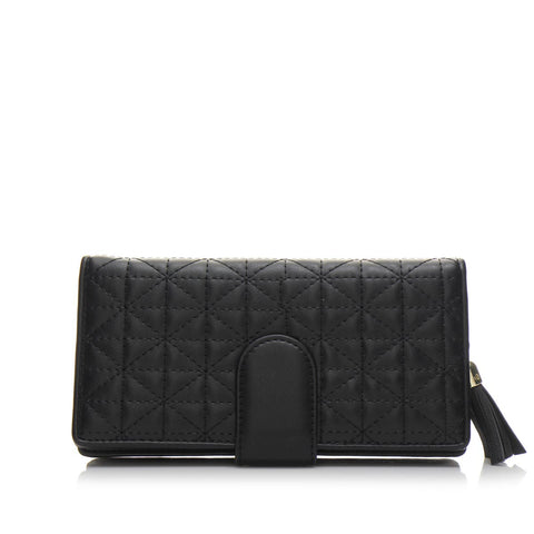 Promo Fashion Wallet - PW0219 Black