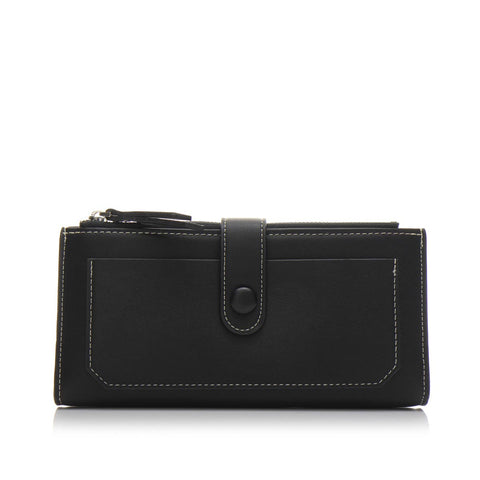 Promo Fashion Wallet - PW0217 Black