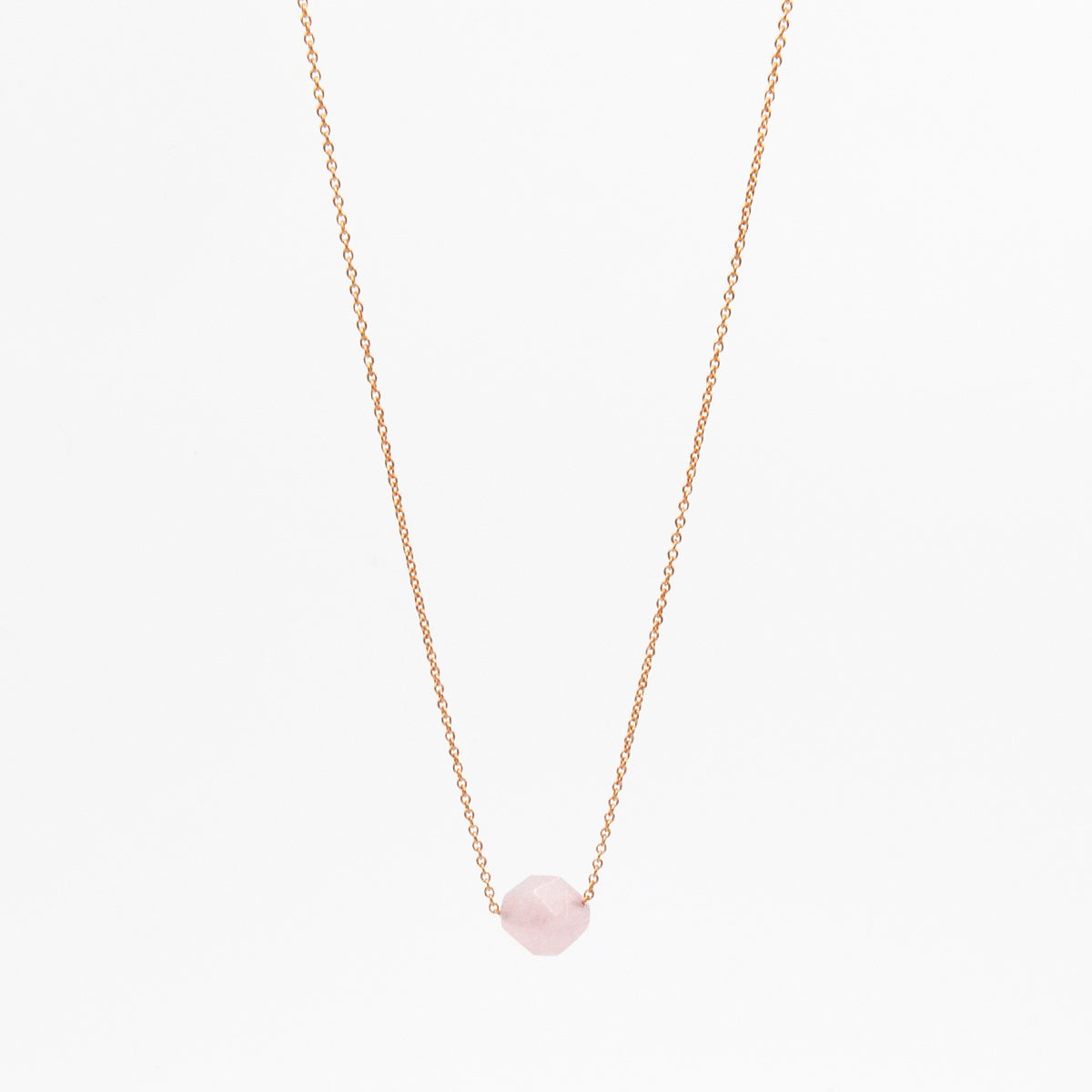 Kette Gemstone - Blush