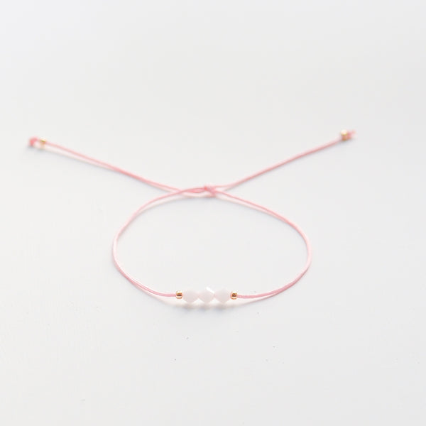 DIAMOND BRACELET - ROSE