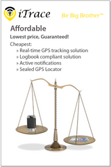 iTrace PRO Services (per annum) [GPS not included]