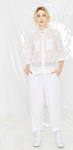 WILDWOOD BLOUSE (WHITE)