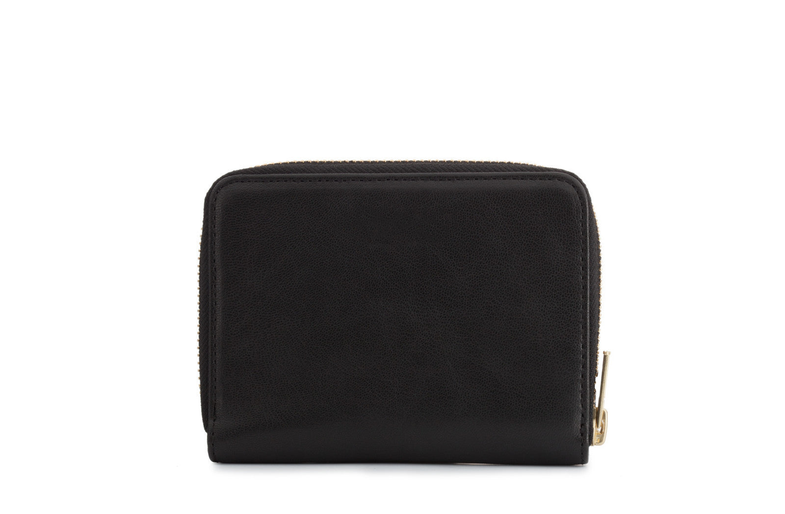 Mr Mini Wallet (Black Lamb Napa)