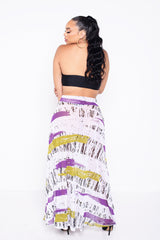 Aria Flowing Maxi Skirt