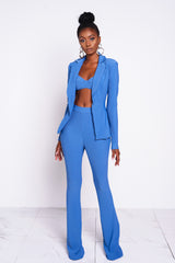 Blue Dionne Blazer Jacket