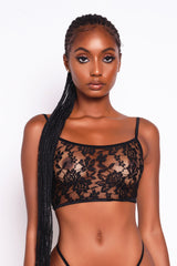 Blackout Lacey Cami Top
