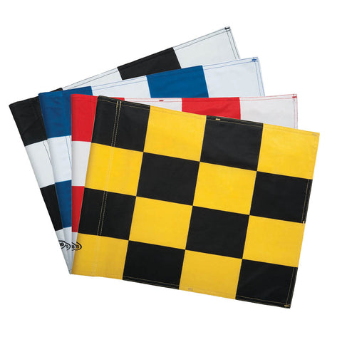 Chequered Standard Size Flags