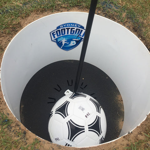 Footgolf Holecup