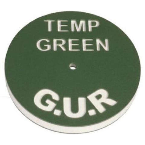 "6"" GUR Golf Holecup Cover"