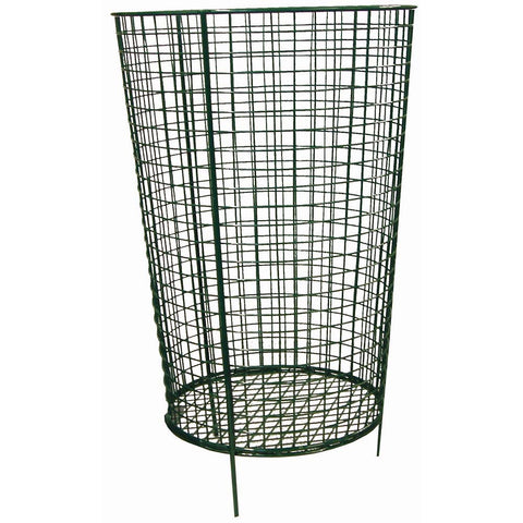 Green Mesh Litter Basket