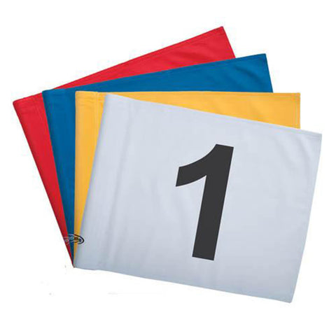 Numbered Standard Size Flags (Set)
