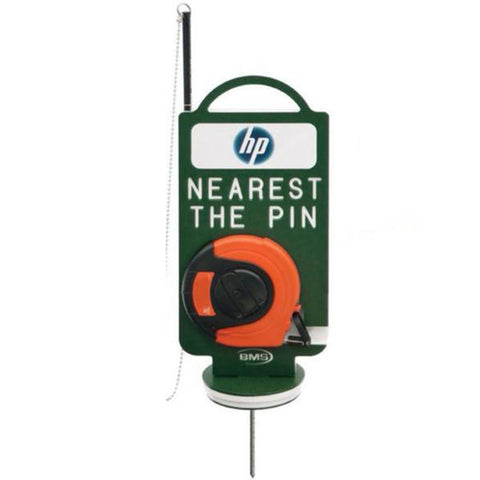 Nearest The Pin with measuring tape - OLD DESIGN