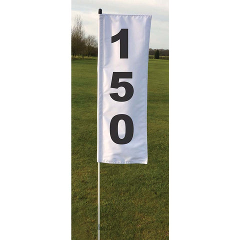 Driving Range Distance Flags