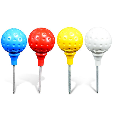 Golf Ball Shaped Tee Marker