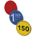 Plain Disc Markers