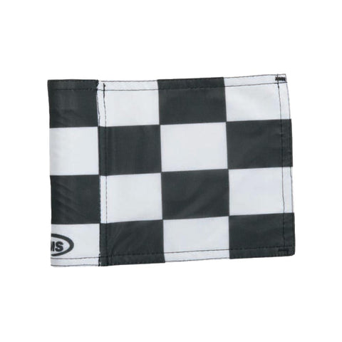Chequered Putting Size Flags