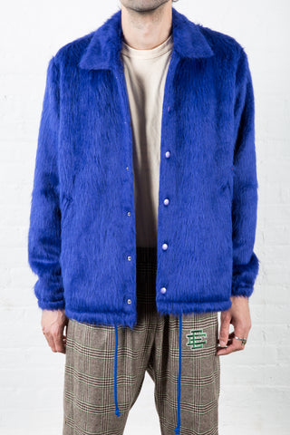 EE Fur Coaches Jacket