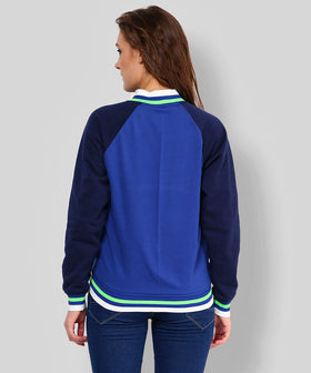 Yepme Cindy Full Sleeves Jacket - Blue