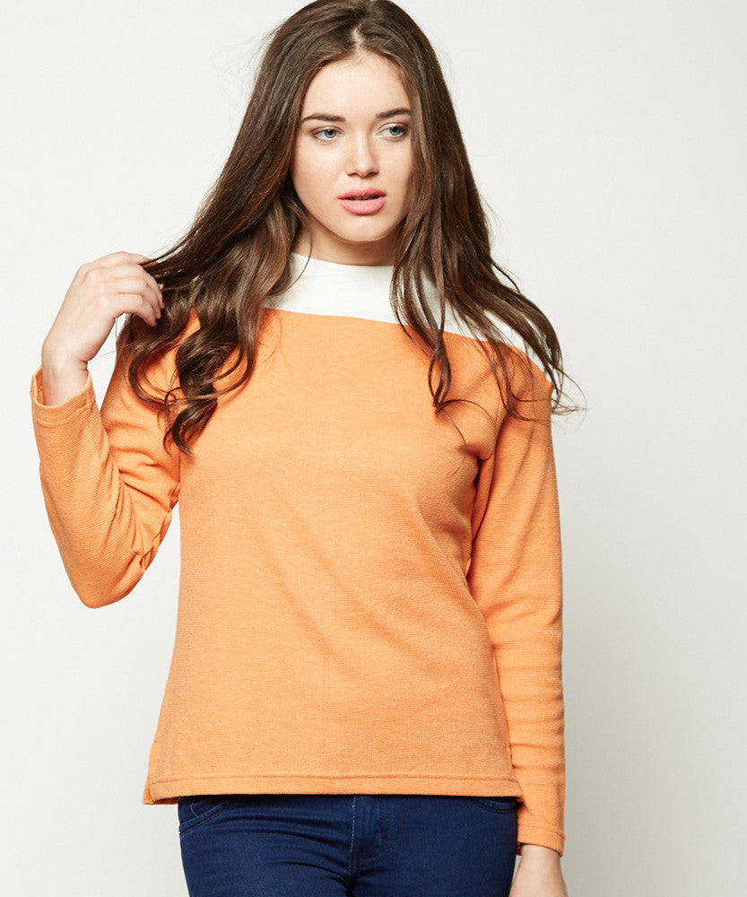 Yepme Venice Solid Top - Orange