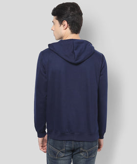 Yepme Printed Sweatshirt - Blue