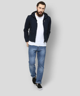 Yepme Andrew Full Sleeves Jacket - Blue