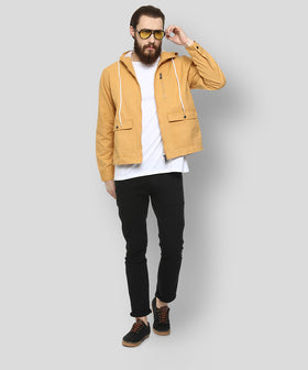 Yepme Andrew Full Sleeves Jacket - Beige