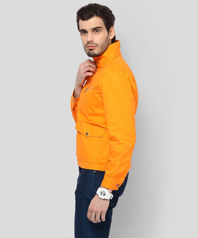 Yepme Edward Full Sleeves Jacket - Orange