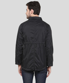 Yepme Hawk Long Jacket - Black