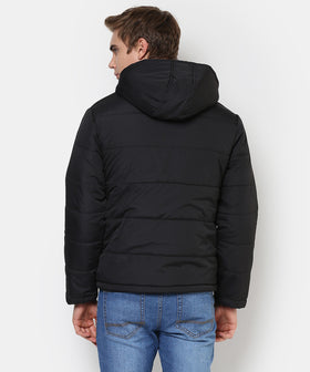 Yepme Ronnie Full Sleeves Jacket - Black