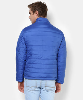 Yepme Maverick Full Sleeves Jacket - Blue