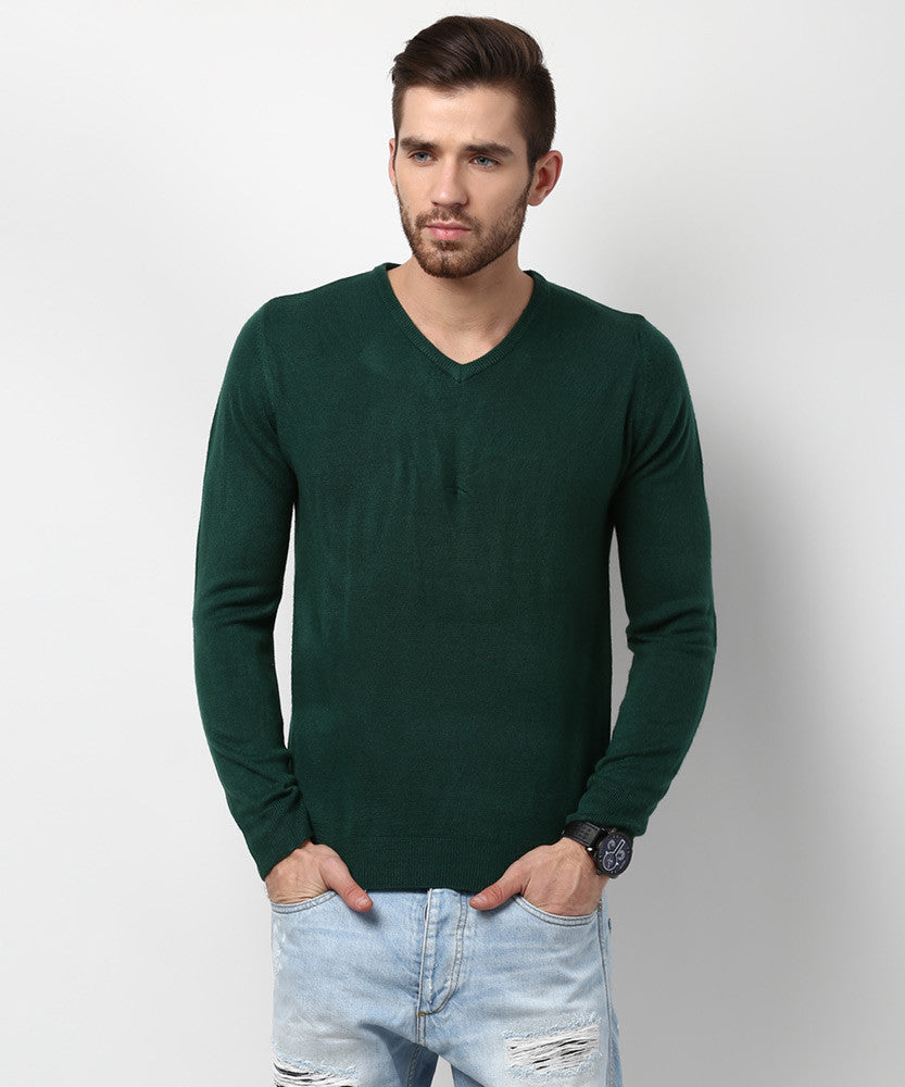 Yepme Alder Sweater - Green