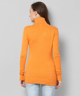 Yepme Lexi Sweater - Orange