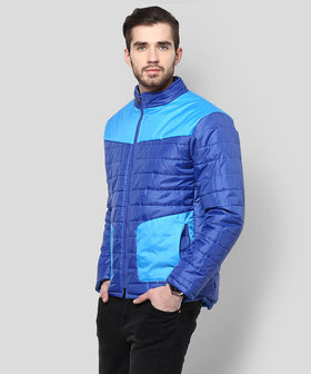 Yepme Erik Full Sleeves Jacket - Blue