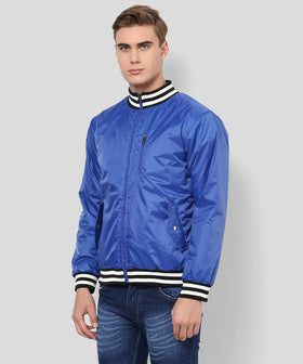 Yepme Roddrick Full Sleeves Jacket - Blue