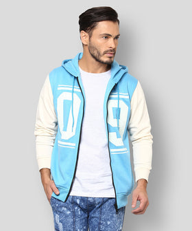 Yepme Michael Hooded Sweatshirt - Blue