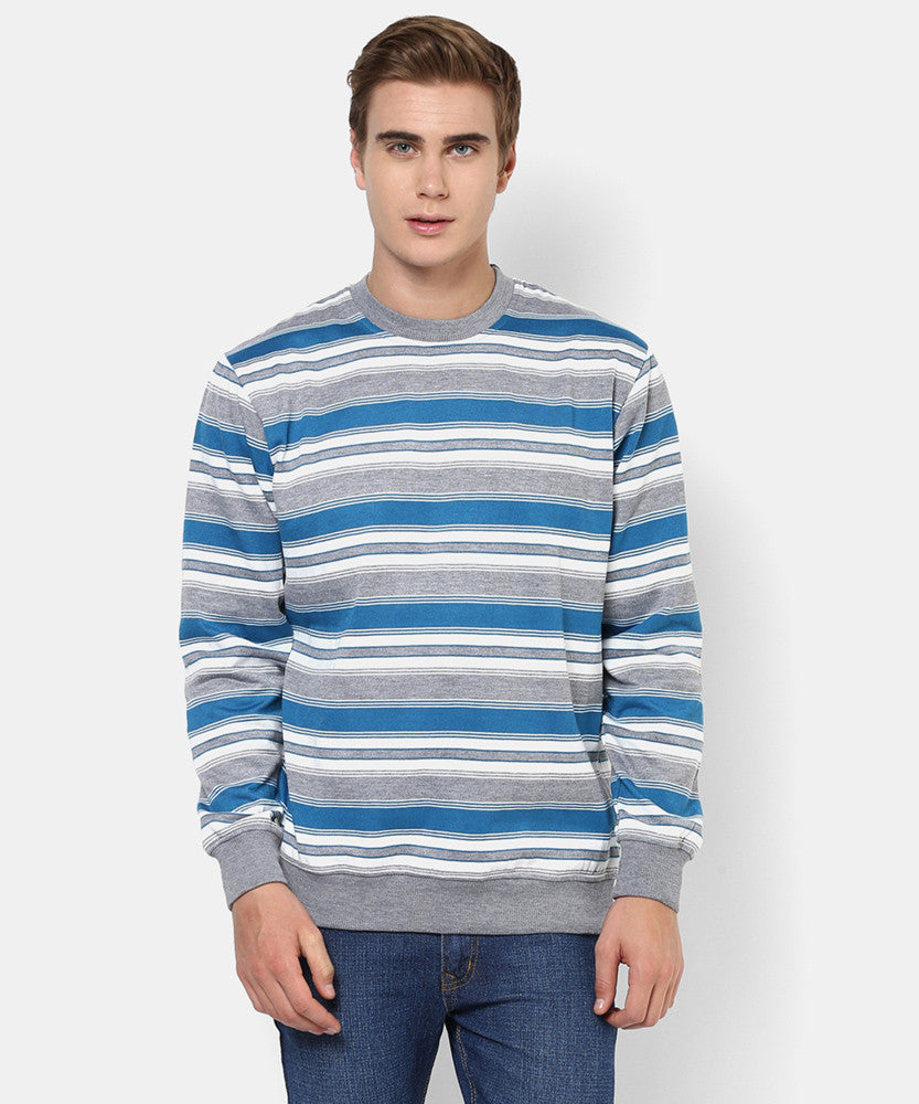 Yepme Gareth Sweatshirt - Blue & Grey