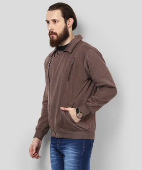 Yepme Derrick Sweatshirt - Brown