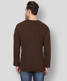 Yepme Benedict Reversible Sweatshirt - Green & Brown
