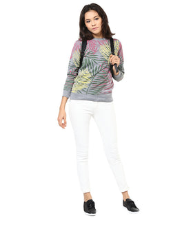 Yepme Roxy Sweatshirt - Grey