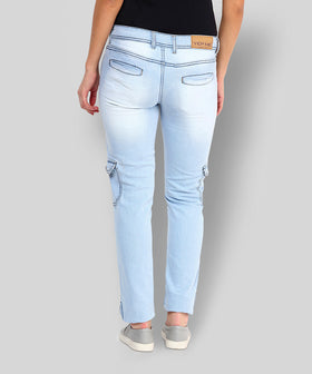 Yepme Alexa Denim - Light Wash