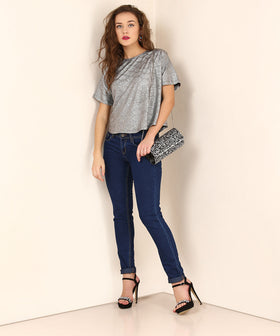 Yepme Chloey Denim - Blue