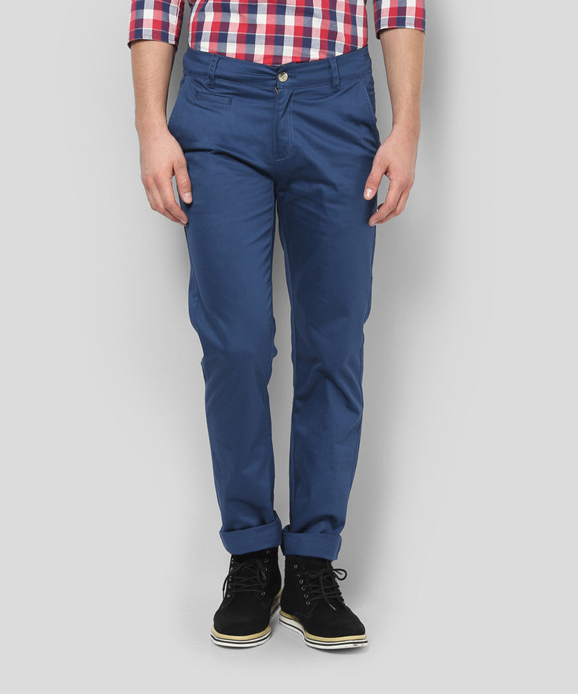 Yepme Wendell Colored Pants -Blue