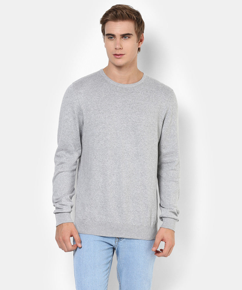 Yepme Kenneth Sweater - Grey