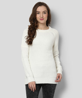 Yepme Denise Sweater - Off-White