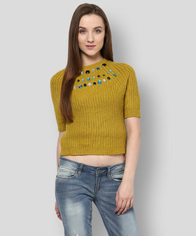 Yepme Marilyn Sweater - Green