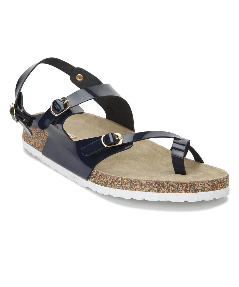 Yepme Cream Sandals