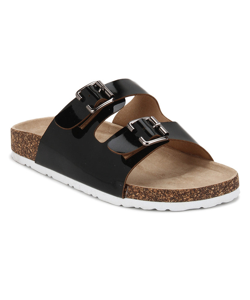 Yepme Women's Sandals - Black & Brown