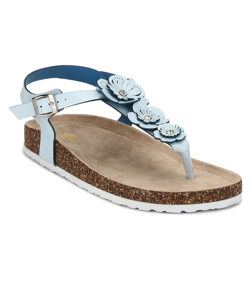 Yepme Women's Sandals - Blue