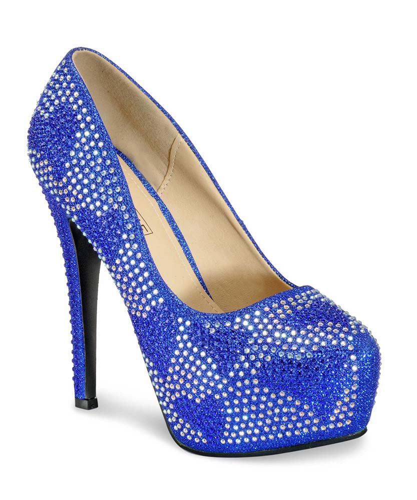 Yepme Blue Stilettos